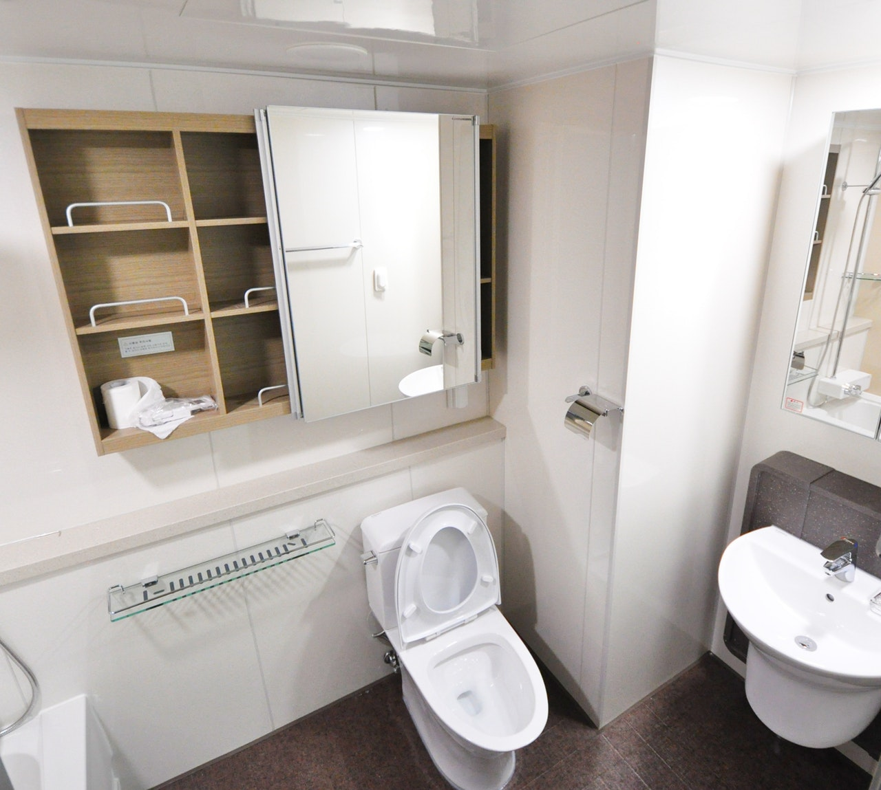 nettoyer fond wc