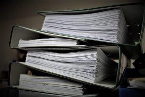 archives papier